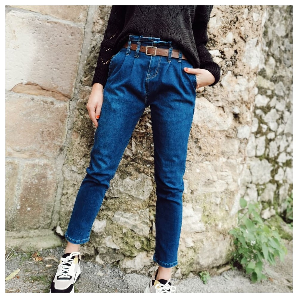 Jeans Mom Fit MAUD Heve