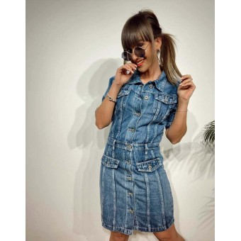 Vestido Denim EMOTION Heve