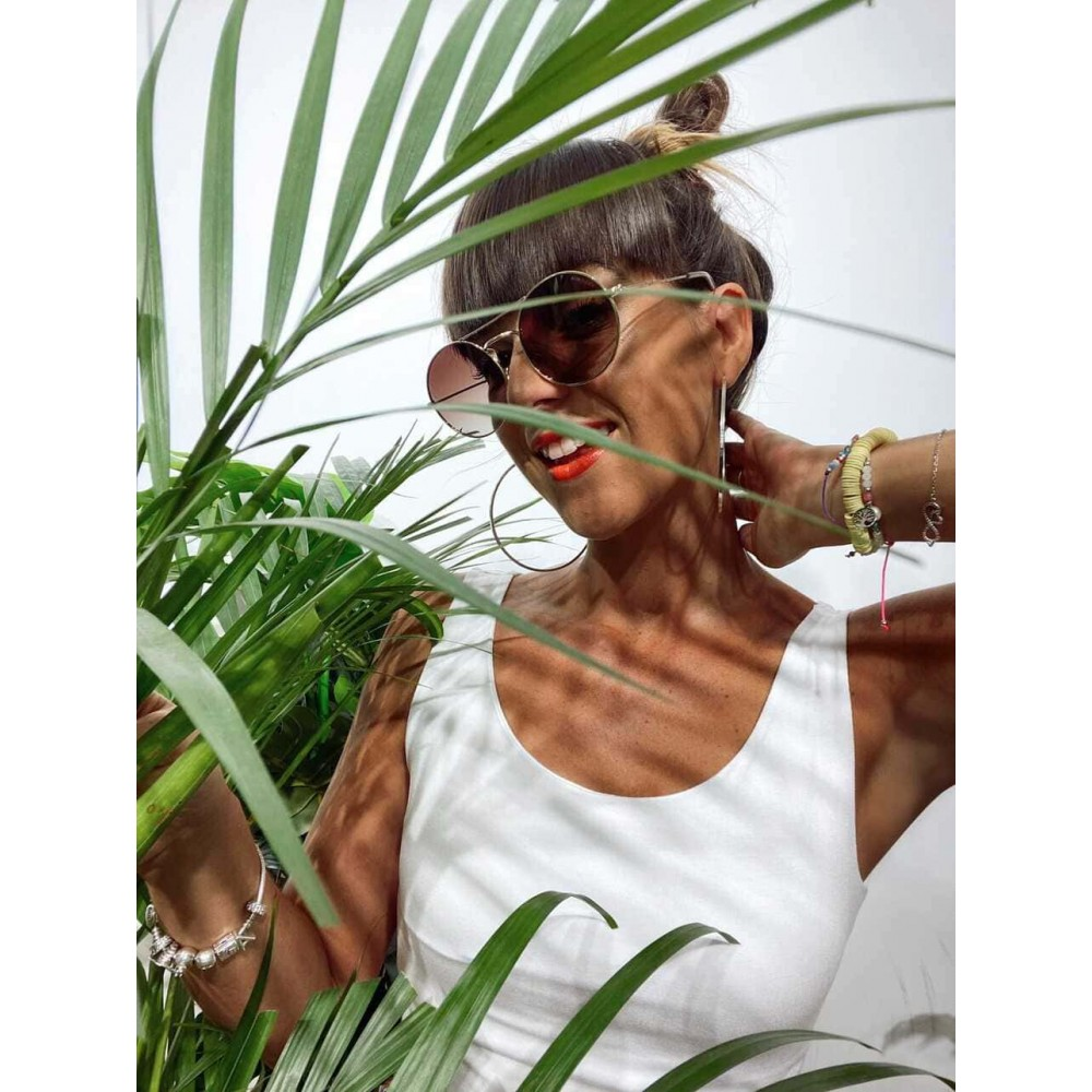Gafas Sol SUNPERS Redondas SU10.10 Heve
